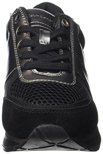 Calvin Klein Dame Tanya Ruskind / Nylon / Metal Glat Sneaker Mehrfarbig (sort / Tin) pjyAdm7BrO