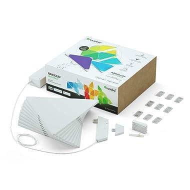 Nanoleaf Rhythm Edition Smarter Kit - NL28-2003TW-9PK