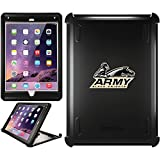 OtterBox iPad Air 2 Black Defender Series Case with USMA Army Black Knights Riding Design by Coveroo