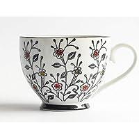 Orange Memory Handmade Ceramics Mugs for Coffee and Tea
