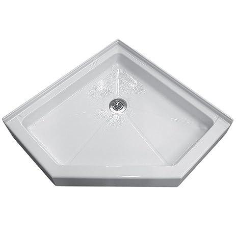 Neo Angle Shower Base.Amazon Com American Standard 3636 Neo 020 Neo Angle Shower