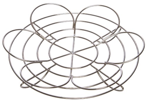 Prepworks by Progressive Reversible Stainless Steel Canning Rack (Stainless Steel Canning Rack compare prices)
