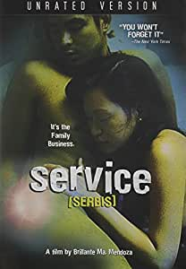 NEW Service (serbis) (DVD)