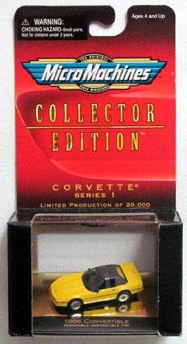 - Micro Machines Corvette 1986 Convertible