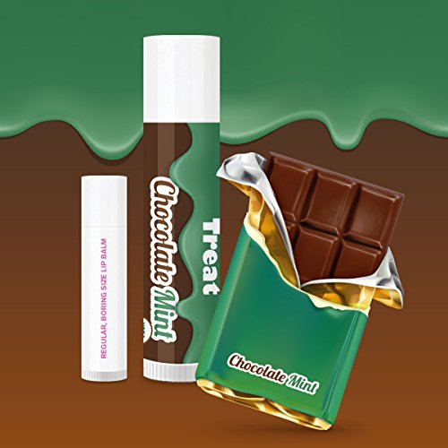 Mint Chocolate Lip Balm - 2