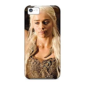 dirt-proof mobile For HTC One M8 Phone Case Cover Hard Cases With Fashion Design Excellent Fitted For HTC One M8 Phone Case Cover - emilia clarke in game of thrones