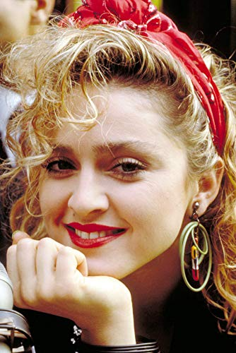(Madonna Classic 1980's Image 24x18 Poster)