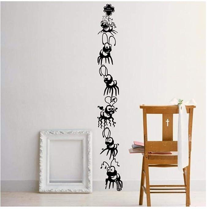 Dibujos animados lindas hormigas vinilo tatuajes de pared ...