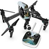 Skin For DJI Inspire 1 Quadcopter Drone – Difficult Roads | MightySkins Protective, Durable, and Unique Vinyl Decal wrap cover | Easy To Apply, Remove, and Change Styles | Made in the USA