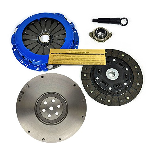 2006 Hyundai Elantra Clutch - EFT STAGE 2 CLUTCH KIT+ HD FLYWHEEL fits 00-08 HYUNDAI ELANTRA TIBURON 2.0L