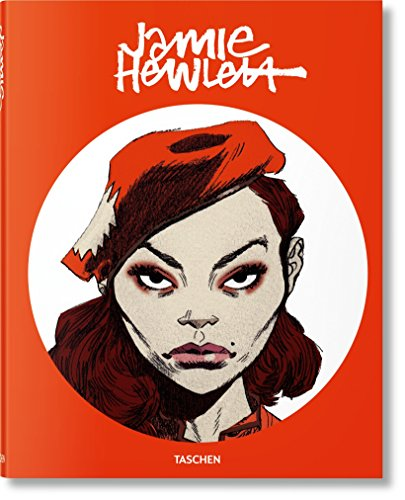 Jamie Hewlett (Second Edition / New Cover) (Multilingual Edition)