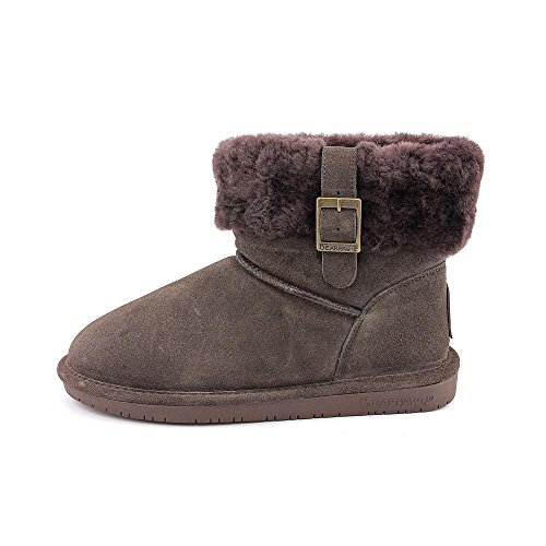 BEARPAW Chocolate Women's Abby Abby Women's BEARPAW pTw4gq