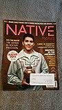 Native Peoples Magazine January / February 2016 vol. 29 no. 1 Jonathan Naranjo (Santa Clara and Taos Pueblos/Navajo) cover;