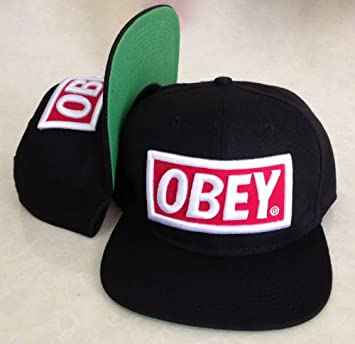 prevalent bien acabado 2016 Obey Bosquejo on stage Gorra: Amazon ...