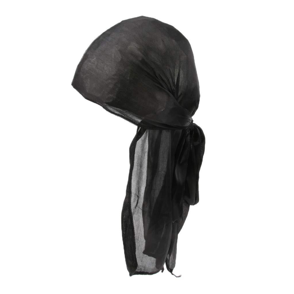 Fenteer Women Femme coiffe Foulard bonnet perl/é brillants pour perte de cheveux cancer chimo