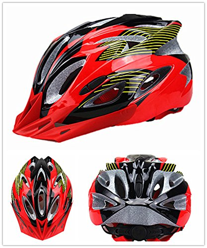 Bormart Cycling Bike Helmet,Lightweight Adult Bike Helmet with Removable Visor Specialized for Men Women Mountain Bicycle Road Safety Protection