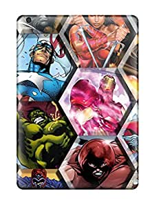 Ipad Air Case Slim [ultra Fit] Marvel Protective Case Cover