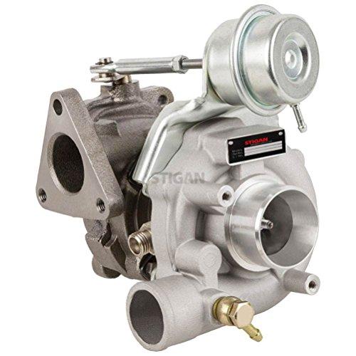 New Stigan Turbo Turbocharger For Volkswagen VW Golf Jetta Mk3 & Passat 1.9 TDI Diesel w/Engine Code 1Z AHU - Stigan 847-1034 ()