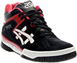 ASICS Gel-Spotlyte Retro Basketball Shoe, Black/White, 10 M US
