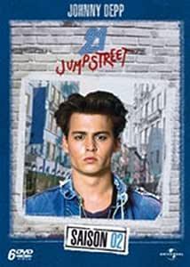 21 jump street: L'intégrale de la saison 2 - Coffret 4 DVD