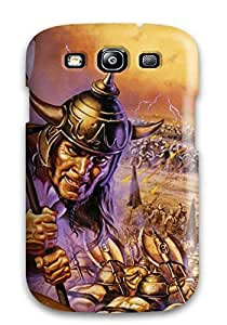 Carroll Boock Joany's Shop New Style Perfect Fit Warrior Case For Galaxy - S3