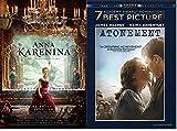 Anna Karenina & Atonement - Double Feature DVD 2-pack