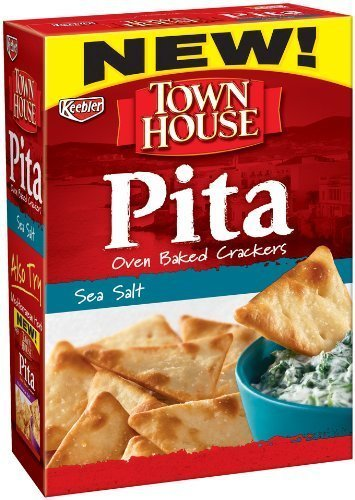 keebler-town-house-pita-crackers-sea-salt-95oz-box-pack-of-4-by-keebler