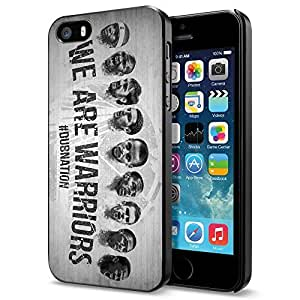 Basketball NBA Golden State Warriors We Are Warriors DUBNATION, Cool iPhone 5 5s Case Cover