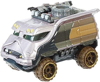 Hot Wheels Star Wars Character Car, Star Wars Rebels Zeb