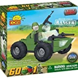 COBI 60 Piece Military Vehicle RANGER Small Army #2118