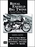 Royal Enfield Big Twins, 1953-1970, R. M. Clarke, 185520665X