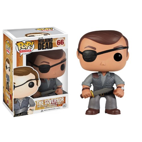 Funko POP The Walking Dead: The Governor 3290 Accessory Toys & Games