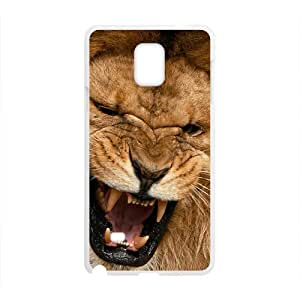 Lions Big Mouth High Quality Custom Protective Phone Case Cove For Samsung Galaxy Note4