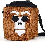 Monkey Chalk Bag - Cool Animal Chalk Bag Edition for Rock Climbing
