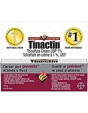 Tinactin Cream, Antifungal treatment, 15 g