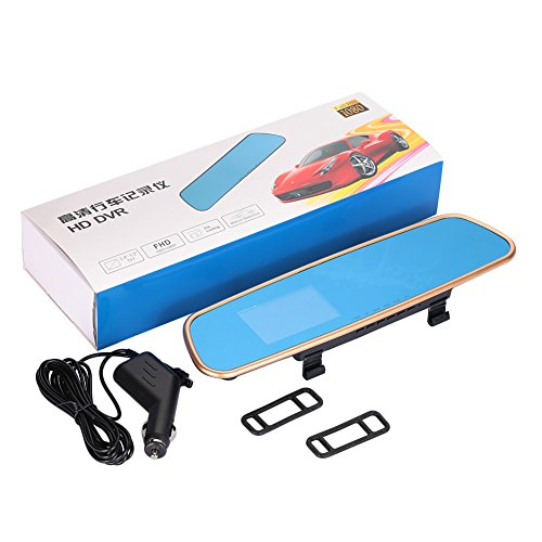 Auntwhale Driving Recorder Camcorder Smart Wide Angle 90 Degree Car Windshield Night Vision 90 by Auntwhale (Image #7)