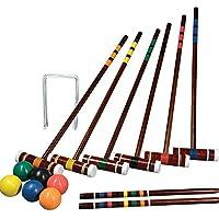 Juego de croquet intermedio Franklin Sports