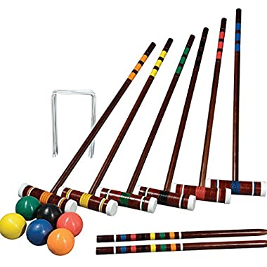 Franklin Sports Intermediate Croquet Set