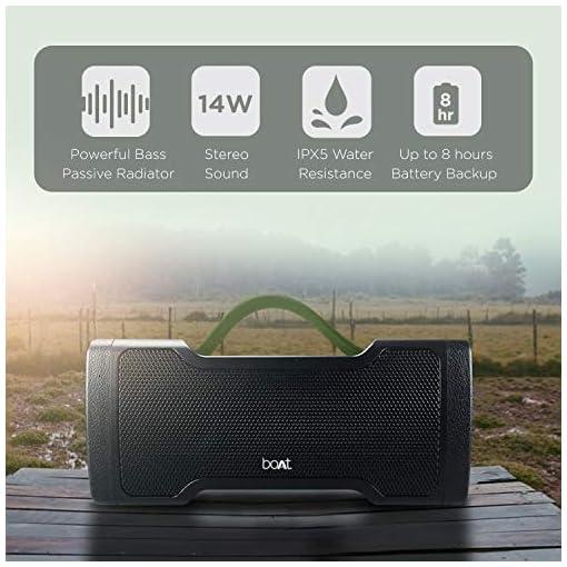 boAt Stone 1000 14W Bluetooth Speaker