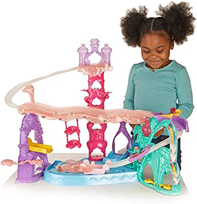 Teenie Genies Magic Carpet Adventure Nickelodeon Shimmer Playsets And Shine