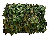 Joryn Camo Netting 6.5x16ft Woodland Camouflage Net