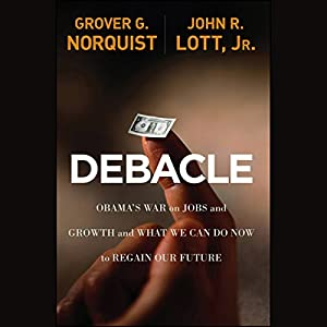 Debacle Audiobook