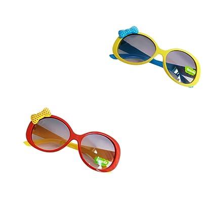B Blesiya 2pcs Anteojos de Sol Polarizada Gafas Decorativa ...