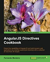 AngularJS Directives Cookbook Front Cover
