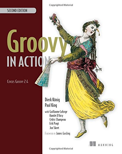 Groovy in Action Book