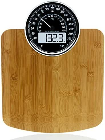 My Life My Shop Balance 2 Digital Body Scale, 4.19 Pound