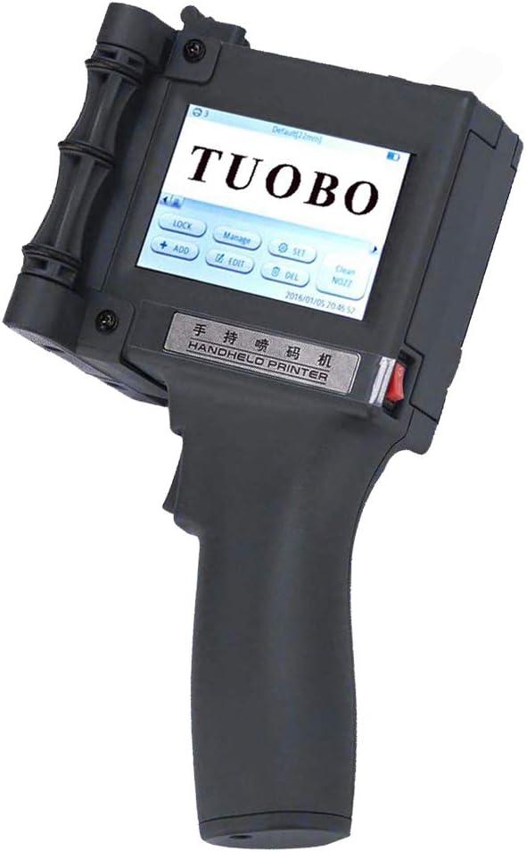 Black,Red,Yellow,Blue,Green,White Cyan Tuobo Original Handheld Ink Cartridge Replacement for Handheld Inkjet Printer