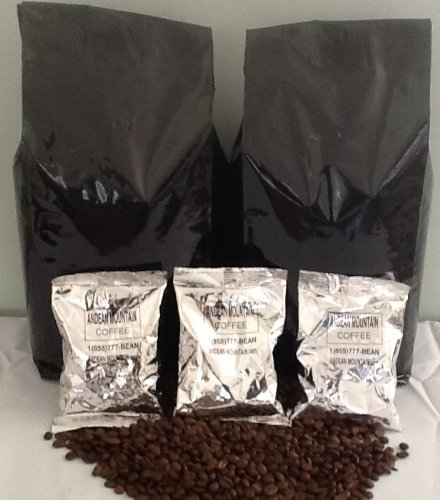 Gourmet Premium Blend Coffee Ground 1.0 Ounce Packages (Pack of 80) - 799491640092