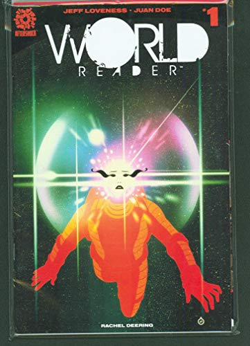 WORLD READER 1-6 set Aftershock Comics Full Run Jeff Loveness Juan Doe CBX1Y