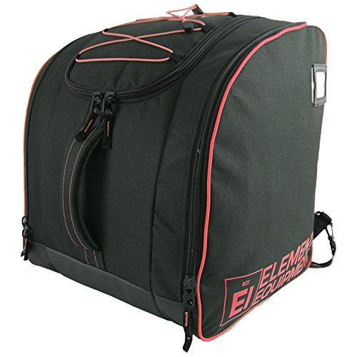 Red Snowboard Bag - Element Equipment Boot Bag Deluxe Snowboard Ski Backpack Red